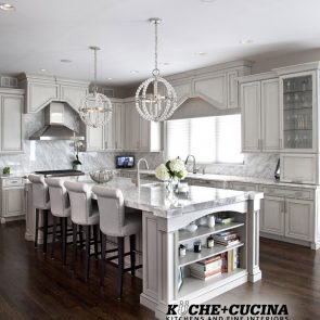 Grey-Custom-Color-Transitional-Kitchen
