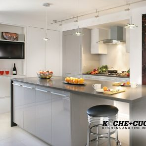 1-Caesarstone-Concrete-Countertops-and-Island-with-Waterfalls